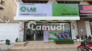 800  Square Feet Shop Available For Sale In Nazimabad