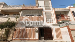 Ground  1 120 SQ Yard Ground Facing 40 Feet Road Luxury Bungalow Is Available For Sale In North Karachi