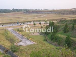 Very good location of sector B 1 kanal plot for sale Serene City Dha Phase 3