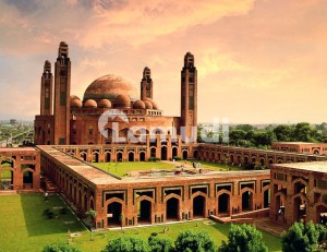 5 MARLA CORNER PAID PLOT FOR SALE IN SECTOR D BAHRIA TOWN LAHORE