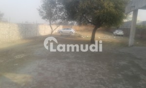 To Sale You Can Find Spacious Commercial Plot In Ferozepur Road