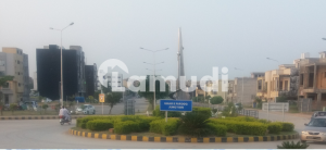 7 Marla Residential Plot No 849 Corner And Boulevard With 3 M Extra Land Available For Sale In Bahria Umar Block
