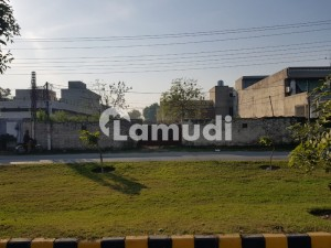 1 Kanal Plot Pair Available For Sale On 150 Road Next To Corner Near Tikka Chowk In G3 Block Johar Town Lahore
