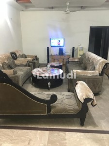 Paragon City 5 Marla Flat For Rent 2 Bed Attached Bathroom With Kitchen Tv Lounge