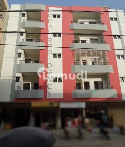 2 Bed Lounge Apartment For Rent In Kaneez Fatima Society