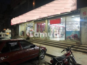 Triple Storey Plaza 16 Marla 128 Feet Available For Sale In The Heart Of Attock City At Main Asfand Yaar Shaheed Preder Lane Road