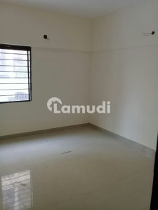 Flat For Sale 2 Bed DD 2nd Floor Corner Road Facing North Nazimabad Block M