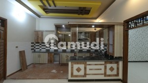 Gulistan E Jauhar 200 Sq Yard Brand New Corner 2nd Floor Portion Main University Road In Prime Location Available For Sale