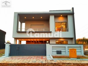 Spacious 12 Marla House For Sale In Bahria Town