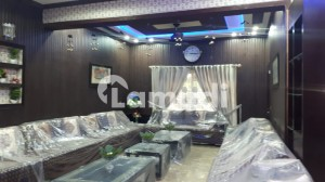 Furnished  Brand New 10 Marla House For Sale In Overseas B Bahria Town Lahore