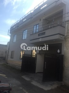 Newly Constructed 5 Marla Double Storey Corner House In Wah Valley For Sale