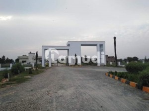 5 Marla Plot For Sale Khyban E Llhai