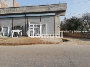 6 Marla Commercial Hall For Sale