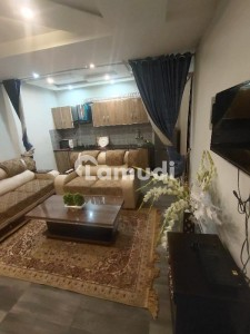 Furnished Apartment For Rent in Sector E Bahria Town Lahore