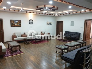 A Luxury Fully Furnished Upper Portion In Islamabad Korang Town