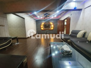 Fully Furnished Apartment For Sale Clifton Block 3