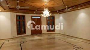 A Luxury 1800 Square Yards  Triple Storey Full House Is Available For Rent In F-6,