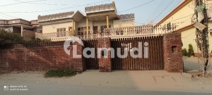 4500  Square Feet Corner House For Sale In Sabzazar Colony