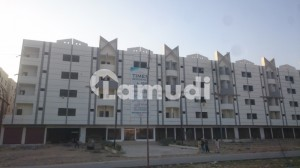 Times Residency Flat Is Available For Sale In Surjani Town