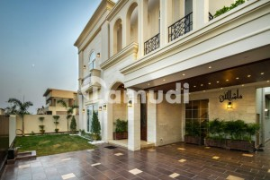 1 Kanal Brand New Out Class Design Palace  In Phase 8  For Sale