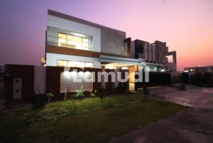 1 Kanal Modern Designed Modern House For Sale In Dha Phase 6