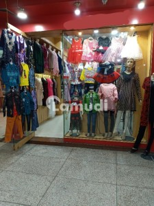 Buy A Centrally Located 200  Square Feet Shop In moon market Allama Iqbal Town