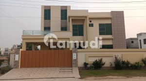 1 Kanal House Available In Wapda Town For Sale