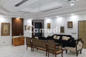 Fully Furnished Basement 1 Kanal House For Sale