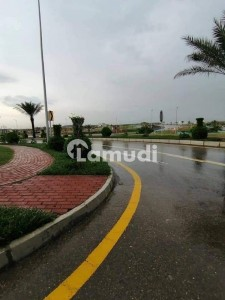 Bahria Town Karachi 250 Sq Yard Plot Available For Sale In Precinct 34