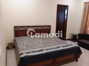 Fully Furnished Room Is Available For Rent In 500 Yards House In Phase 8