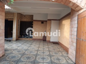 Ground Floor Flat With Separate Gate Is Available For Sale