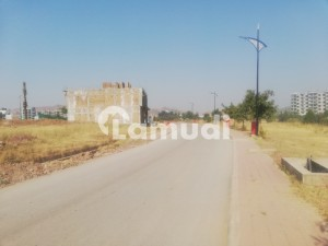 Bahria Enclave Sector N 5 Marla Semi Develop Plot for Sale