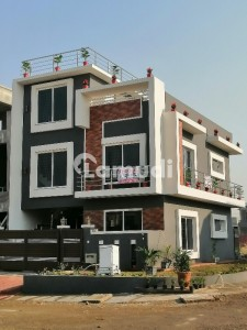 Brand New Double Storey Corner House With Vip Lawn
