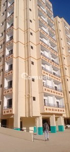 602 sqft Brand New 1 Bedroom Apartment For Sale In DHA Defence Residency Islamabad.