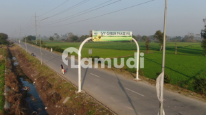 5 MARLA DIRECT PLOT FOR SALE AT REASONABLE PRICE NEAR TO PARK AND MASJID