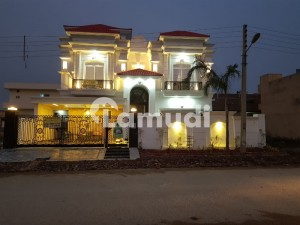one kanal double unit designer house