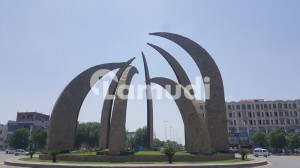 Imc Estate Offering 10 Marla Plot Urgent  For Sale Beautiful   Location Babar  Block Bahria Town Lahore