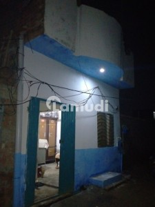 675  Square Feet Double Storey House In Faisalabad Road Best Option