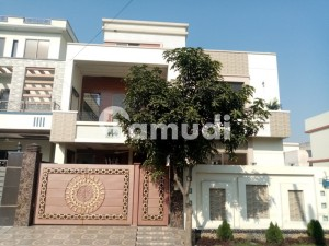 House Of 10  Marla In Canal View Housing Scheme - Gujranwala For Sale