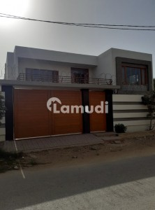 800 Yards Beautiful Spectacular Just Like New Bungalow For Rent With Basement In Dha Ph6