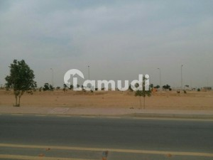 500 Sq Yards Best For Investment Plot On Very Low Price In Bahria Town Karachi