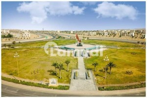 500 Sq Yd Plot Near Villas Near Stadium For Sale In Bahria Town Karachi Precinct 33