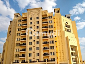 1100 Sq Feet 2 Beds Beautiful Apartment Is Available For Sale In Bahria Town Karachi