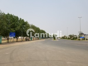 5 Marla Corner And 60ft Road Residential Plot  140 By1 At Ideal And Builder Location For Sale In Shershah Block