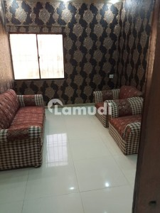 Flat Sized 950  Square Feet Is Available For Rent In D.H.A