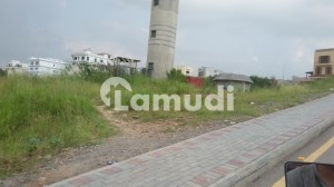 Pair Plots For Sale In Sector H Central Boulevard Dha Phase 2 Islamabad