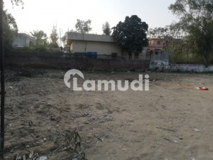2 Kanal Commercial Plot for Rent on Main Canal Road Beside Lahore Medical and Dental College