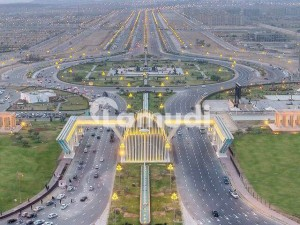 125 Sq Yards Plot Best For Investment Is Available For Sale In Bahria Town Karachi