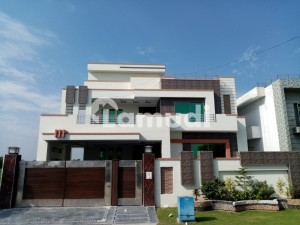 1 Kanal House In DC Colony Best Option