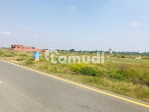 Direct Approach To Hospital Road Plot For Sale With 7 Marla Extra Land Paid